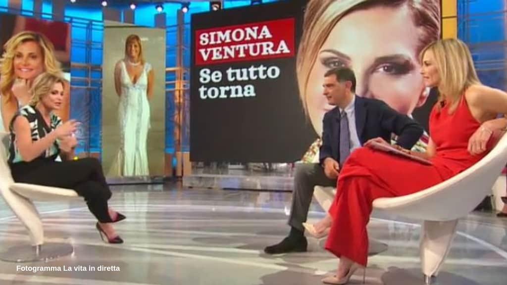 Simona Ventuta ha consigliato a Fialdini e Timperi di ricominciare a litigare