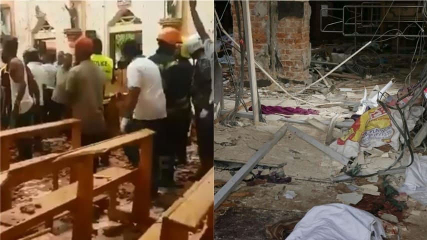 Attacchi terroristici in Sri Lanka: Isis rivendica