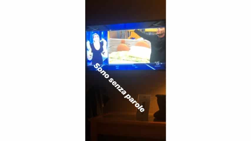 storia instagram guendalina tavassi