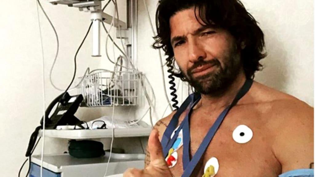 """Operazione al cuore per Walter Nudo: """"È andato tutto bene"""""""