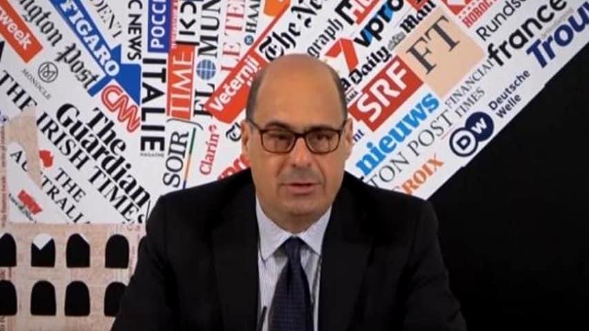 Inchiesta sanità Umbria parla Zingaretti