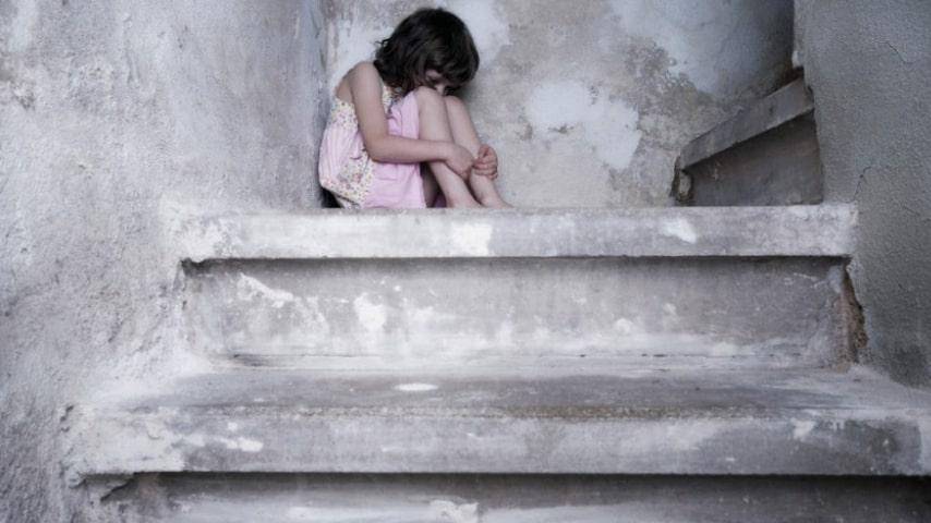 Abusi su minori. Immagine di repertorio