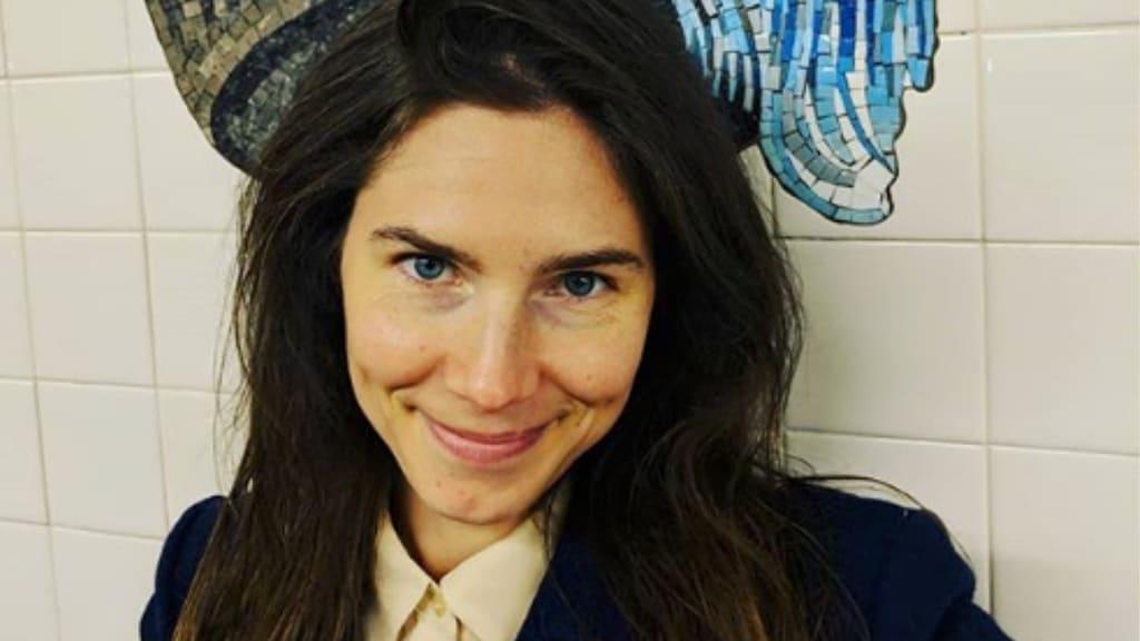 Amanda Knox di nuovo in Italia parlera al Festival della giustizia penale