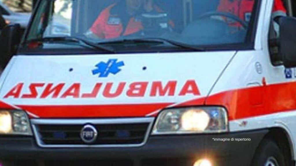 Ambulanza. Immagine di repertorio