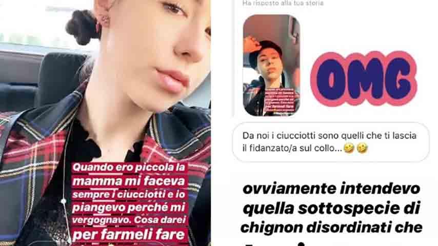 Aurora Ramazzotti screenshot