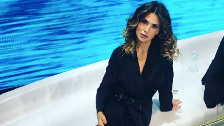 Claudia Galanti, ex concorrente dell'Isola dei Famosi. Immagine: Claudia Galanti/Instagram
