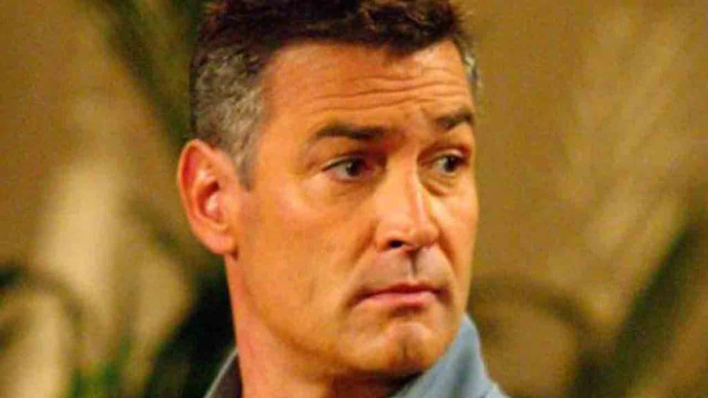 Daniel Joseph McVicar nel ruolo di Clarke Garrison