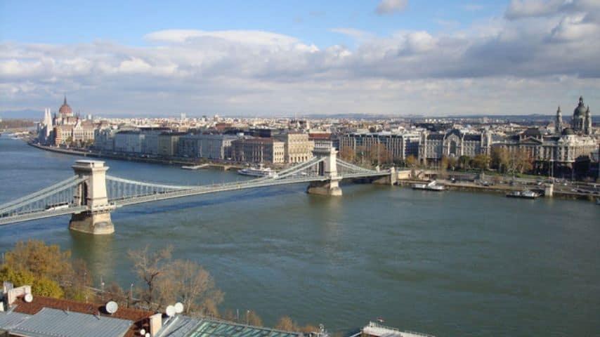 Danubio. Immagine di repertorio