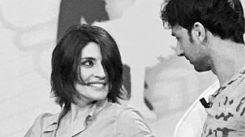 Elisa Isoardi e Raimondo Todaro. Immagine: Elisa Isoardi/Instagram