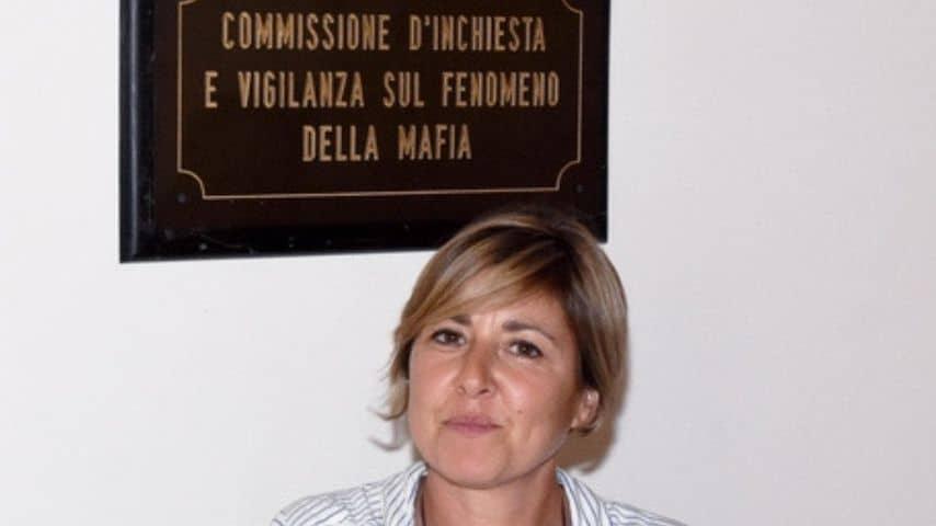 Fiammetta Borsellino. Immagine: Ansa