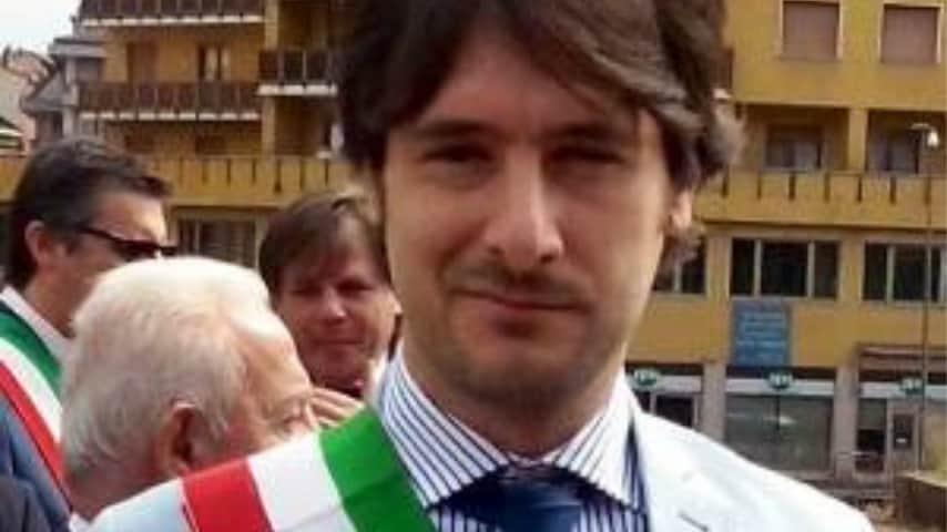 Giuseppe Licata, sindaco uscente di Lozza. Immagine: Sito Comune di Lozza