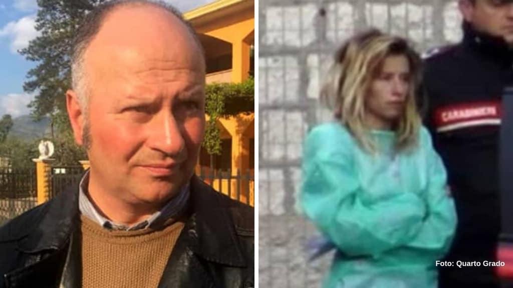 I genitori di Gabriel, Nicola e Donatella, accusati dell'omicidio (Foto Quarto Grado)