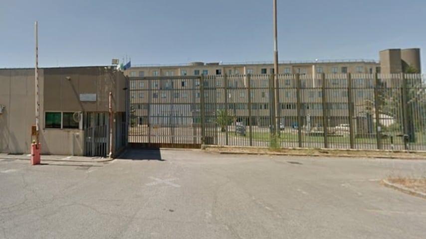 Il carcere di Mammagialla a Viterbo dove si trovano detenuti Chiricozzi e Licci. Immagine: Google Maps