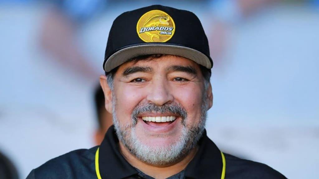 Maradona avrebbe un altro figlio? Il racconto di Santiago