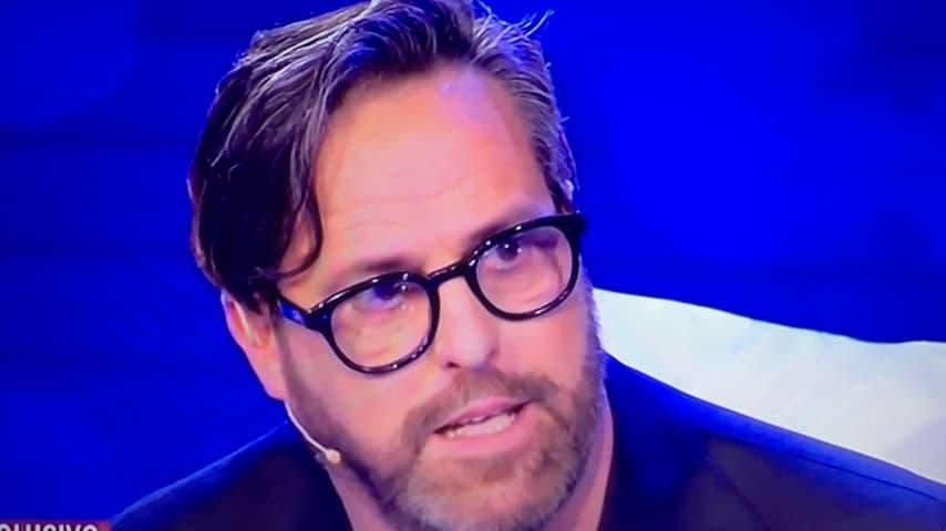Marco Baldini a Live - Non è la D'Urso