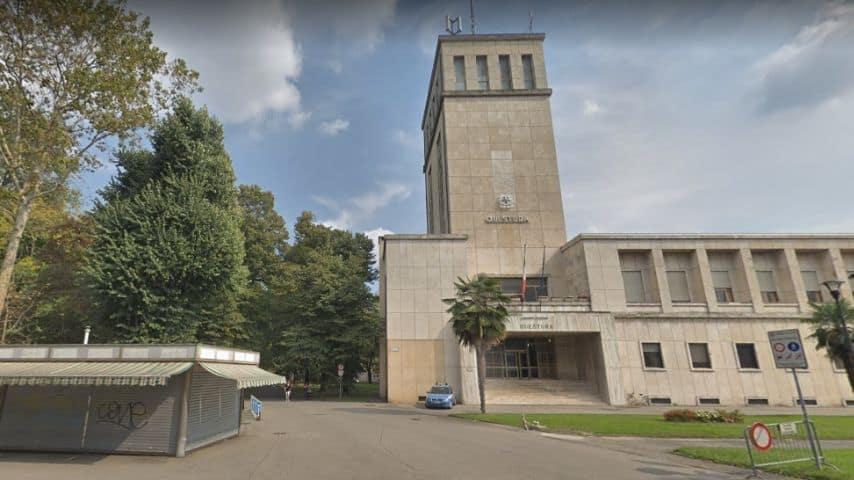 Questura di Novara. Immagine: Google Maps