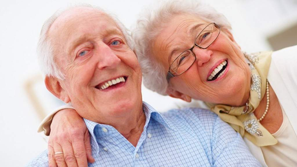 Foto di anziani