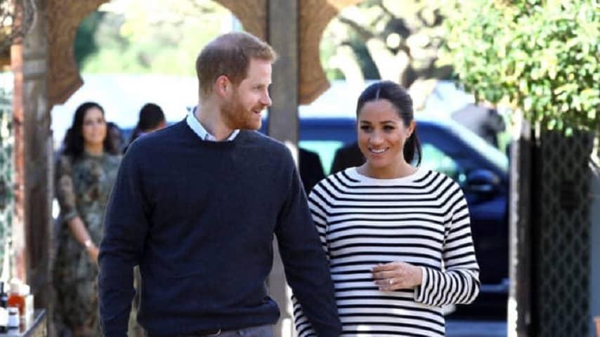 Harry e Meghan Markle royal baby