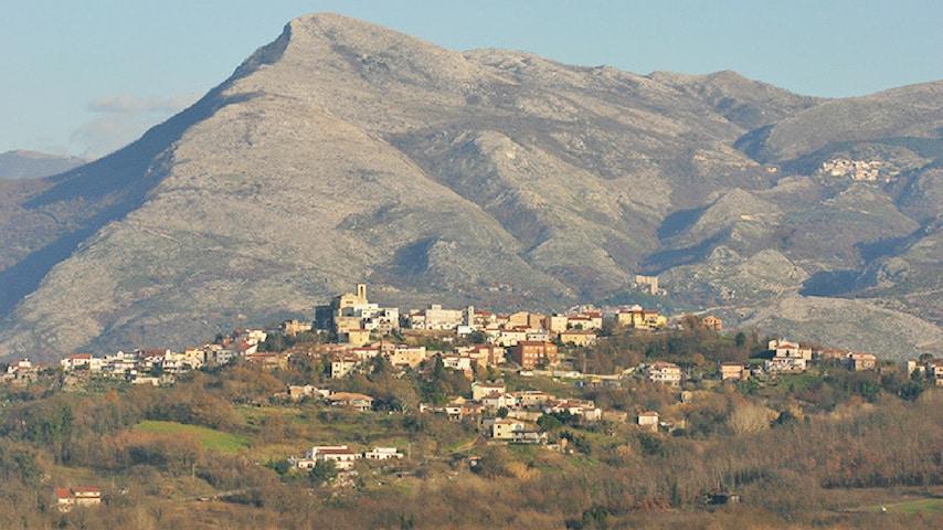 Sant'Ambrogio sul Garigliano. Immagine: Sito Ciociaria turismo