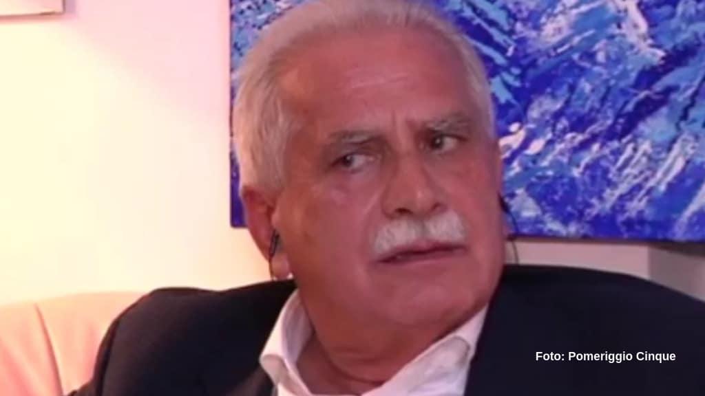 Severino Antinori, il ginecologo condannato anche in appello (Foto Pomeriggio Cinque)
