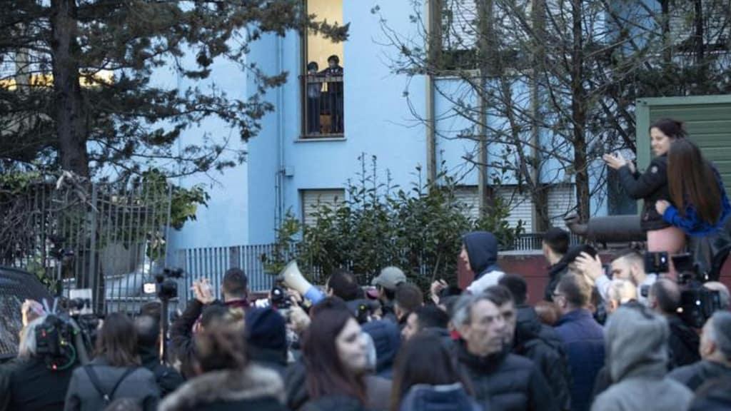 Torre Maura, proteste anti rom 41 persone denunciate per le violenze