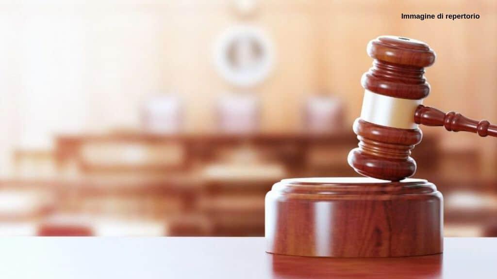 Tribunale (Immagine di repertorio)