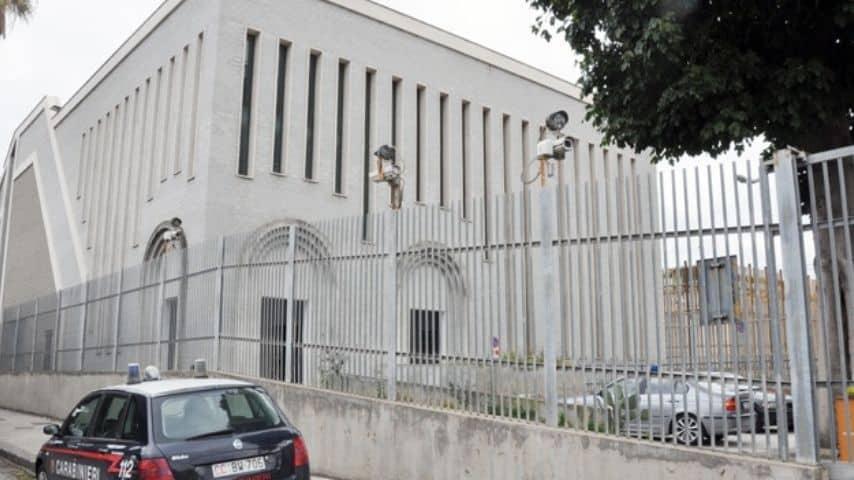 Tribunale di Reggio Calabria. Immagine: Sito Tribunale di Reggio Calabria