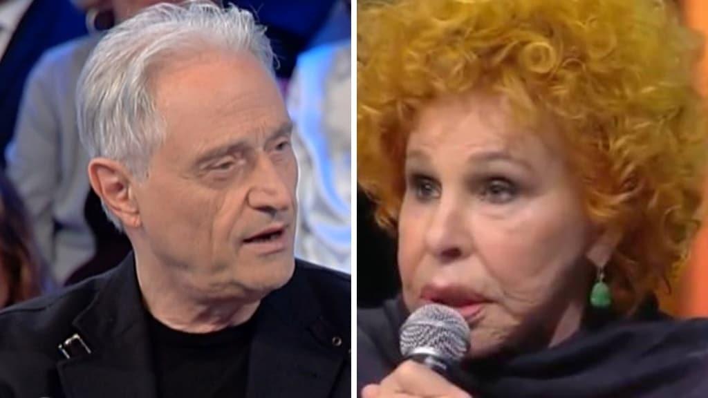 Amedeo Minghi Ornella Vanoni polemiche
