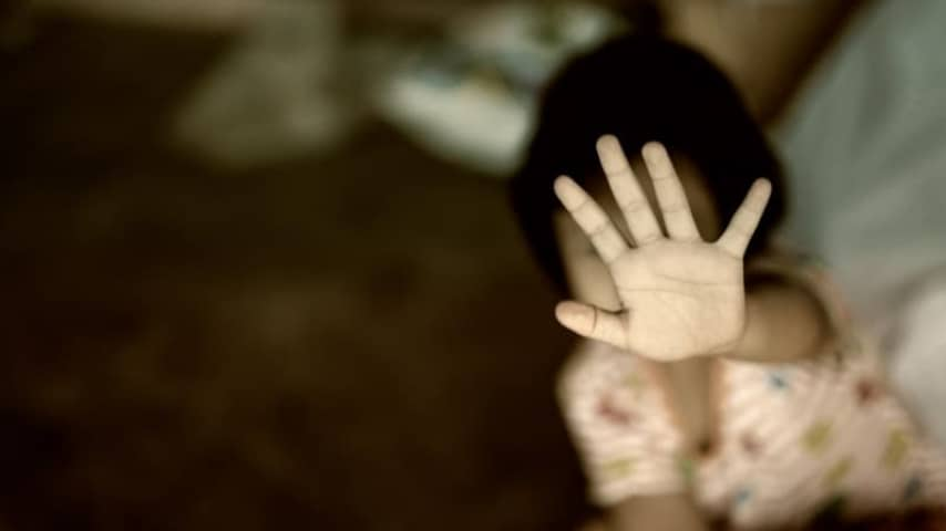 Violenza sessuale su minore. Immagine di repertorio