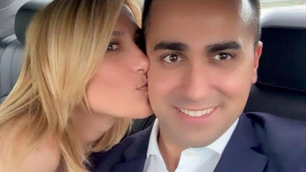 Virginia Saba e la dedica al fidanzato Luigi Di Maio Fiera e orgogliosa di Te