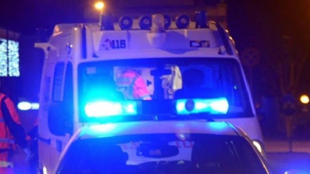 le sirene dell'ambulanza