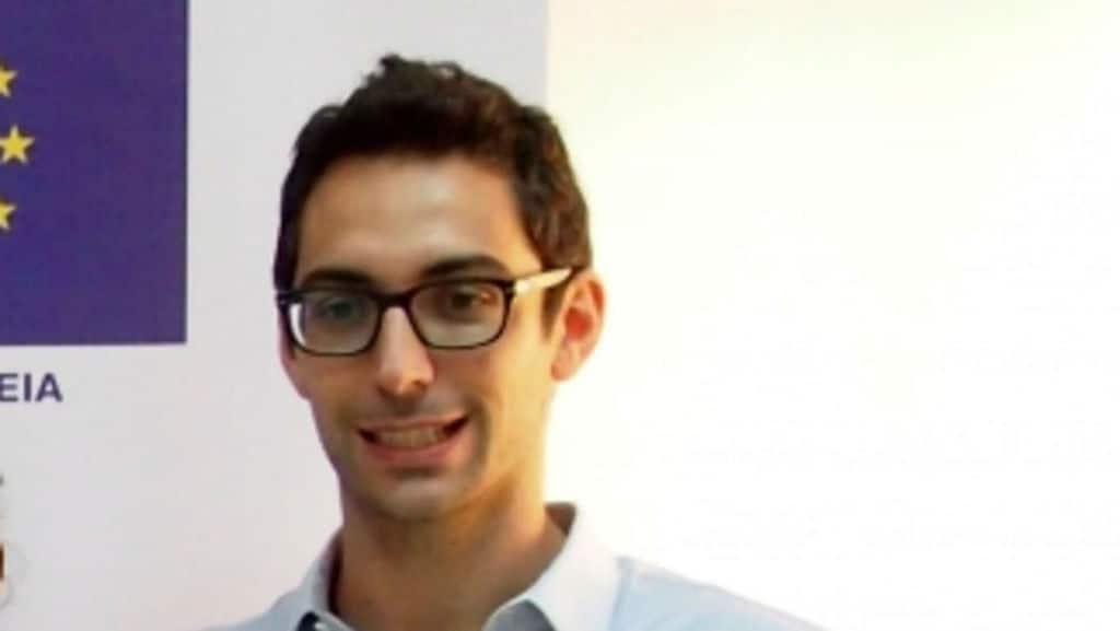 David Solazzo, primo piano
