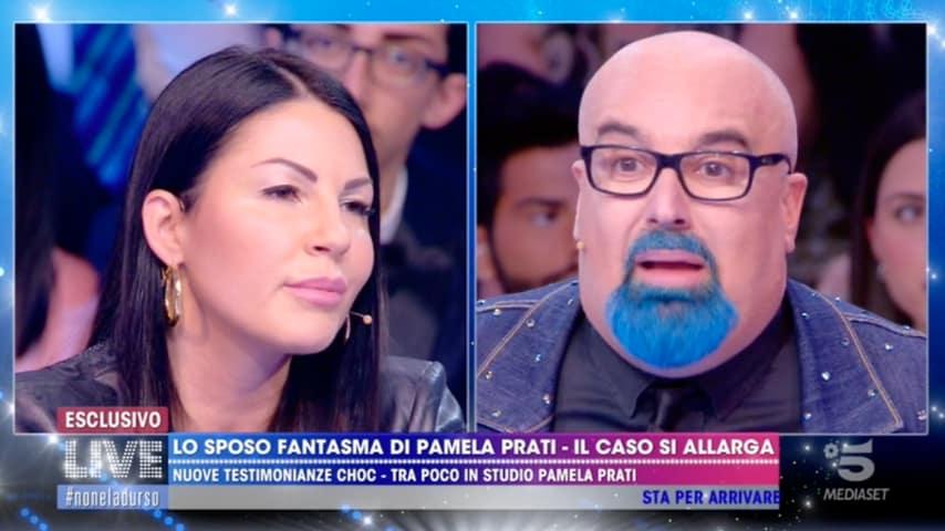 Eliana Michelazzo e Giovanni Ciacci a Live