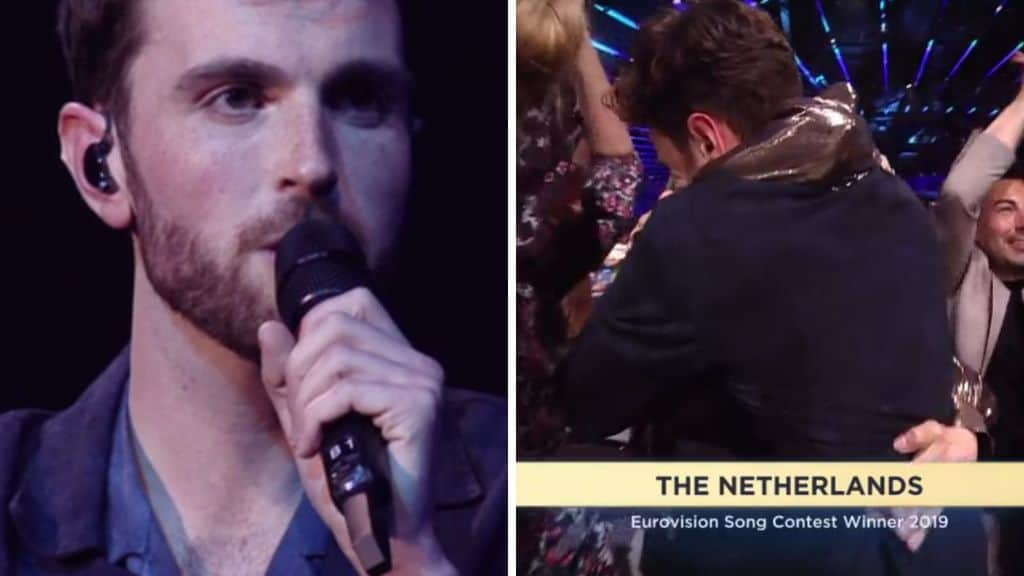 eurovision 2019: vicnono i paesi bassi