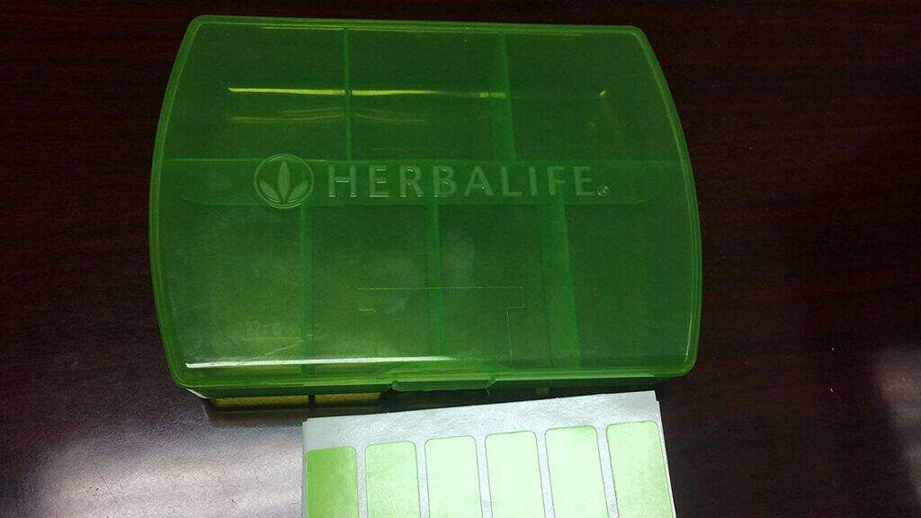 box herbalife