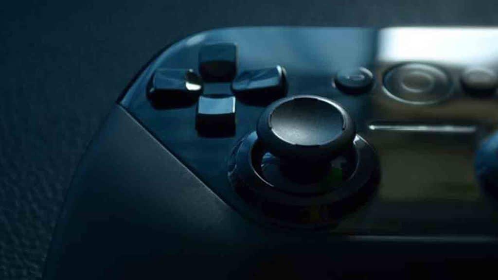un joystick