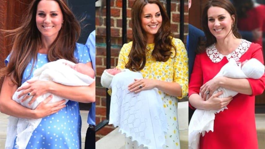 Kate Middleton a confronto con la cognata