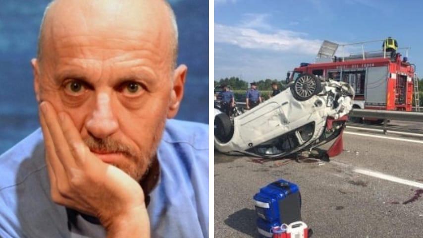 Marco Paolini incidente: l'attore patteggia dopo aver causato la morte di una donna