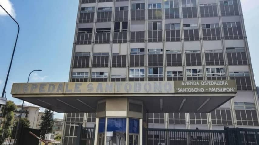 ospedale santobono napoli