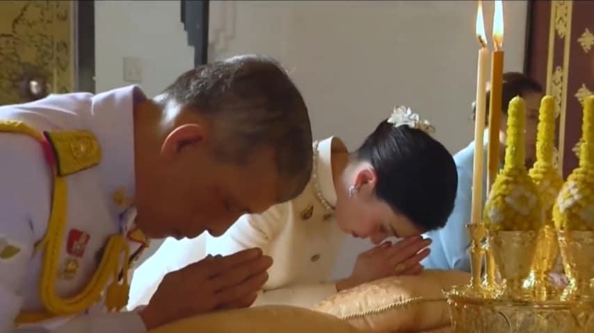 Re e regina della Thailandia