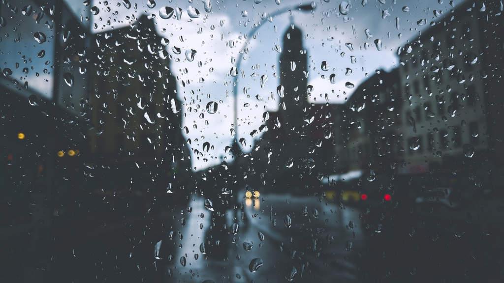 pioggia gocce