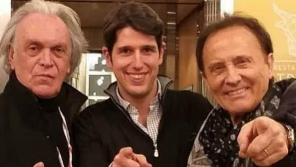 Riccardo Fogli, marco rossetti, Roby Facchinetti