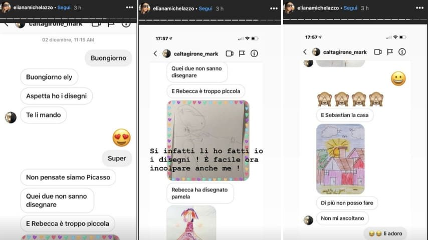 Le Stories di Eliana Michelazzo