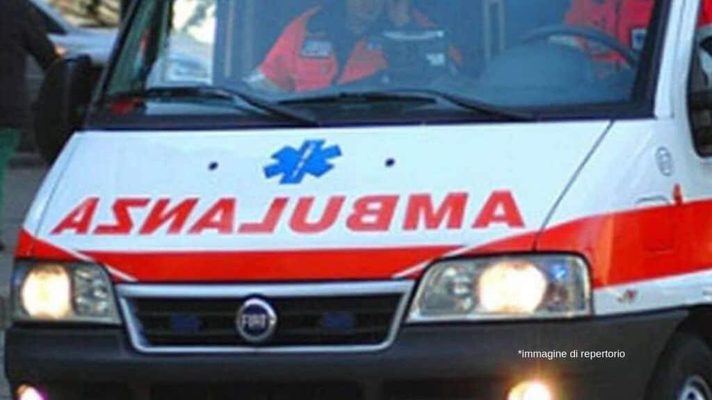Ambulanza Immagine di repertorio