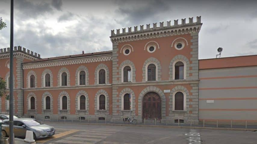 Carcere di San Vittore dove è detenuta la 38enne. Immagine: Google Maps