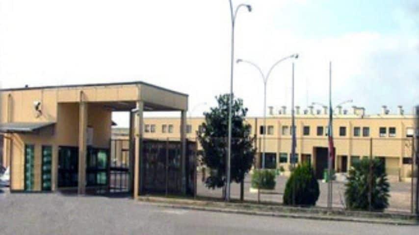L'uomo si trova attualmente detenuto nella casa circondariale di Velletri. Immagine: Sito ministero della Giustizia