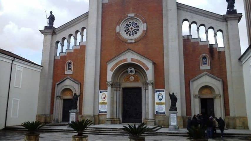 Cattedrale di Mileto. Immagine: Calabria Ecclesia