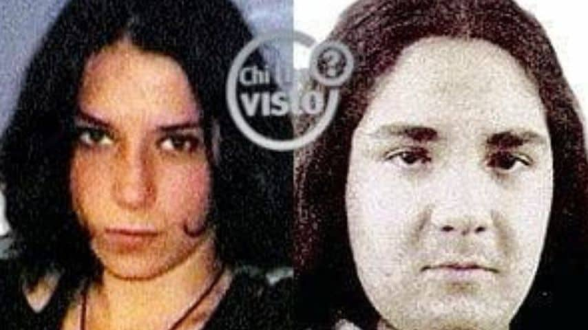 Chiara Marino e Fabio Tollis. Immagine: Sito Chi l'ha visto?