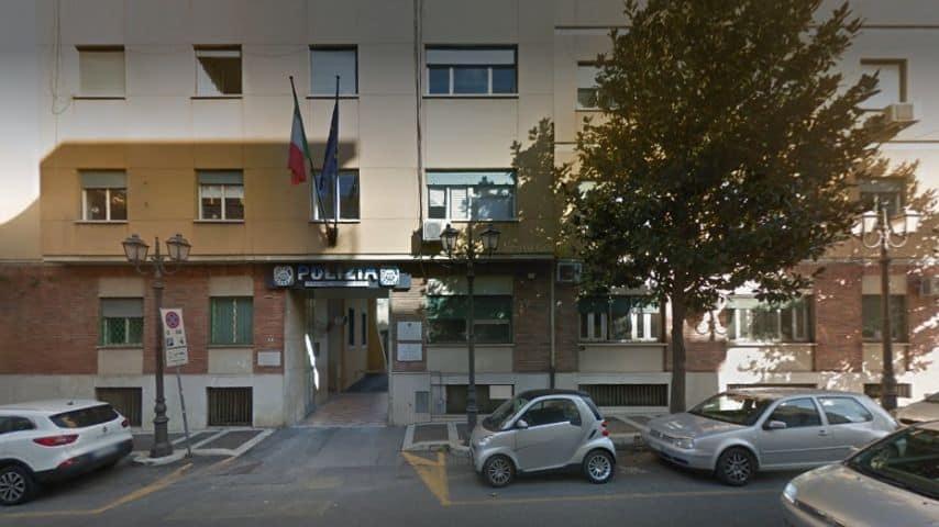 Commissariato di Polizia di Albano Laziale. Immagine: Google Maps