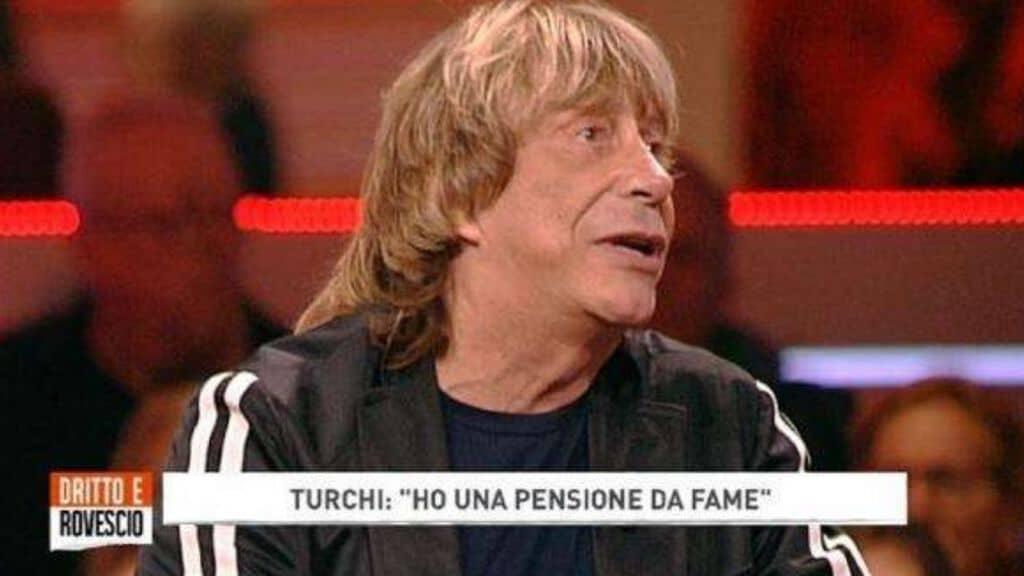 Enzo Paolo Turchi svela quando prende di pensione